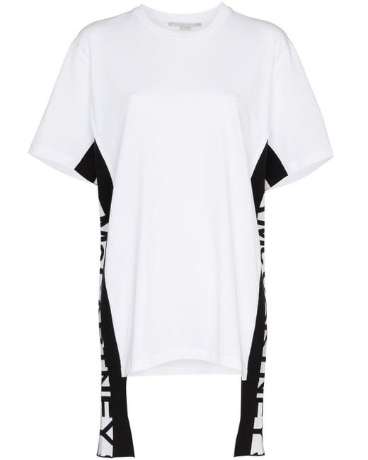 Stella McCartney ロゴ Tシャツ White