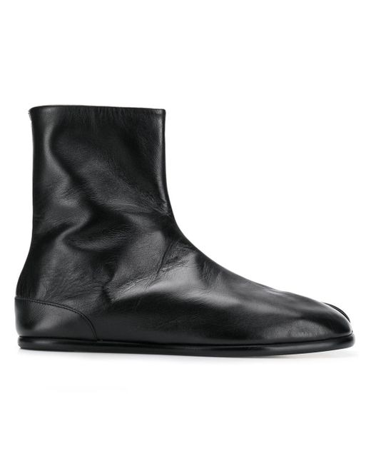 Ботинки По Щиколотку 'tabi' Maison Margiela для него, цвет: Black