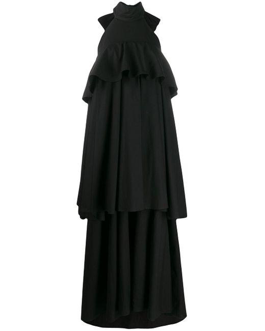LaDoubleJ Bon Bon ホルターネック ドレス Black