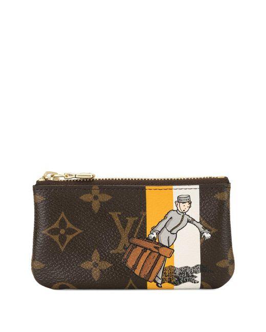 Louis Vuitton 2006 モノグラム コインケース Brown