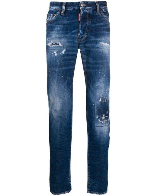 メンズ DSquared² スリムジーンズ Blue