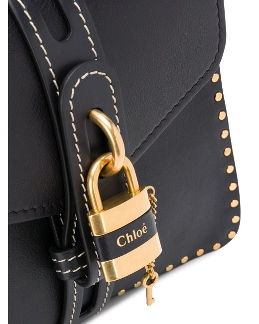 Chloé Aby バッグ S Blue