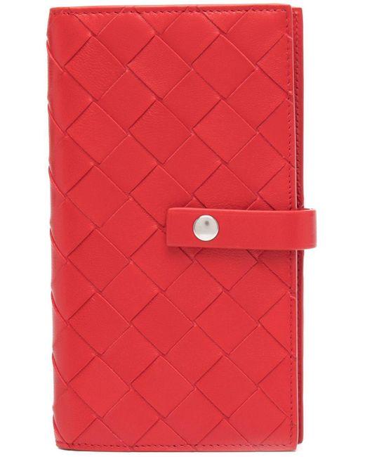Bottega Veneta イントレチャート Iphone X ケース Red
