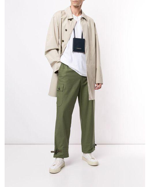 メンズ Junya Watanabe カーゴパンツ Green