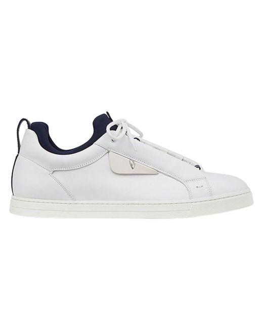 Кроссовки 'bag Bugs' Fendi для него, цвет: White