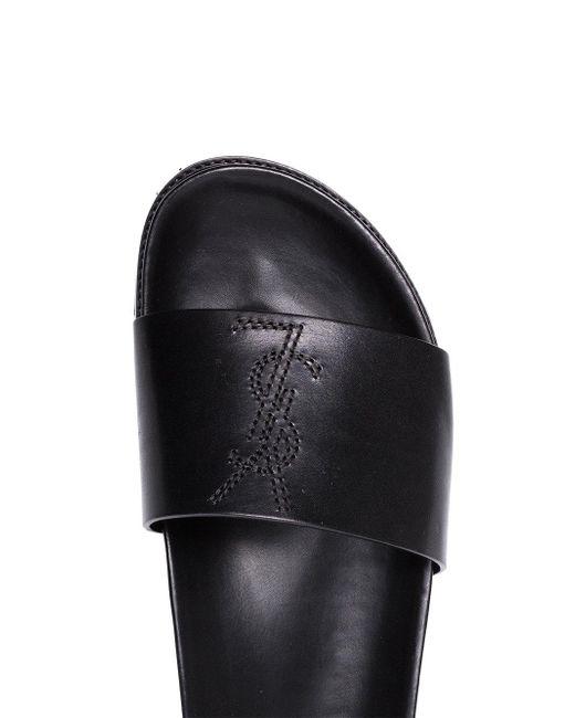 96b0cd9ff01a Ysl Slides Mens. Saint Laurent Sandals Jimmy ...