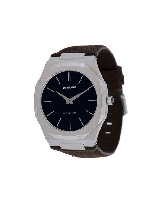 メンズ D1 Milano Ultrathin アナログ腕時計 Multicolor