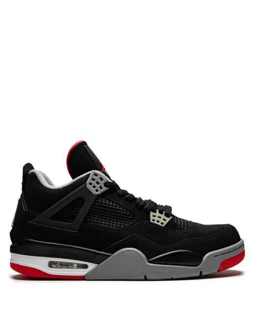 メンズ Nike Air 4 Retro スニーカー Black