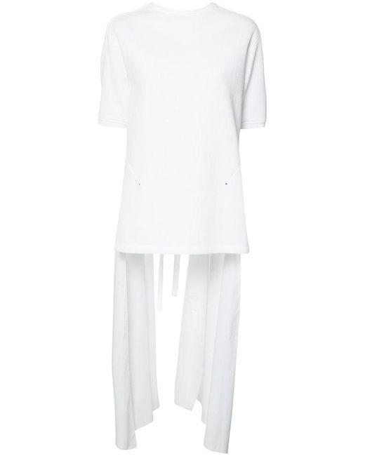 Esteban Cortazar - White Classic T-shirt - Lyst