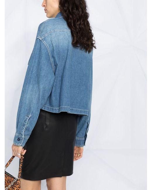 R13 デニムジャケット Blue
