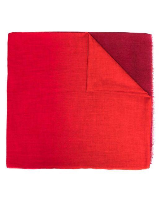 Faliero Sarti Sinclair スカーフ Red