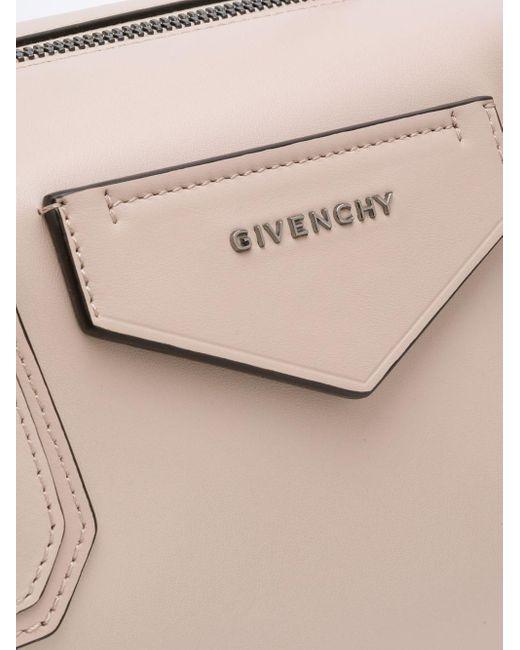 Сумка-тоут Antigona Среднего Размера Givenchy, цвет: Pink