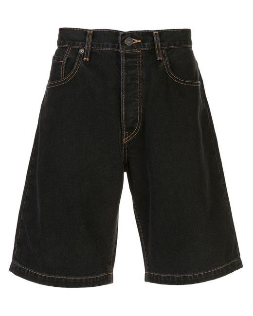 メンズ WARDROBE.NYC X Levi's デニムショートパンツ Black