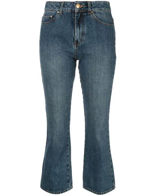 Co. Blue High Waisted Jeans