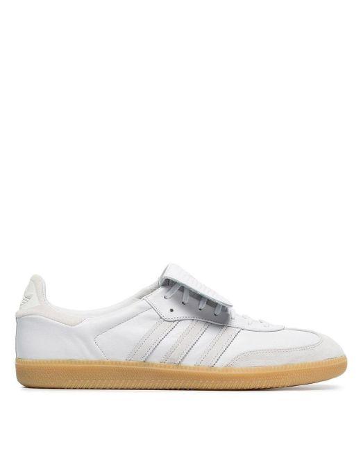 メンズ Adidas レースアップスニーカー White