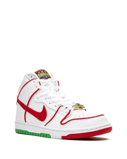 """メンズ Nike Sb Dunk High """"paul Rodriguez"""" スニーカー Multicolor"""
