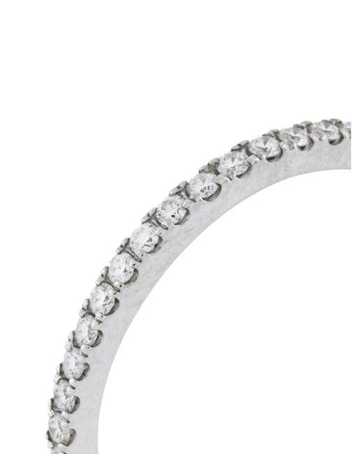 Wouters & Hendrix Metallic Full Diamond Ring