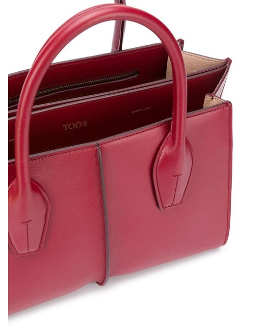 Tod's トートバッグ Red