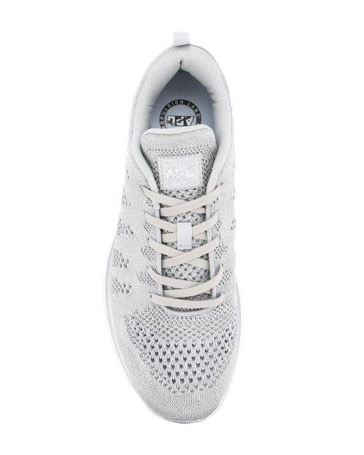 メンズ APL Shoes レースアップ スニーカー Multicolor