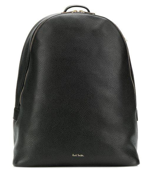 Signature Stripe Straps Backpack Paul Smith для него, цвет: Black