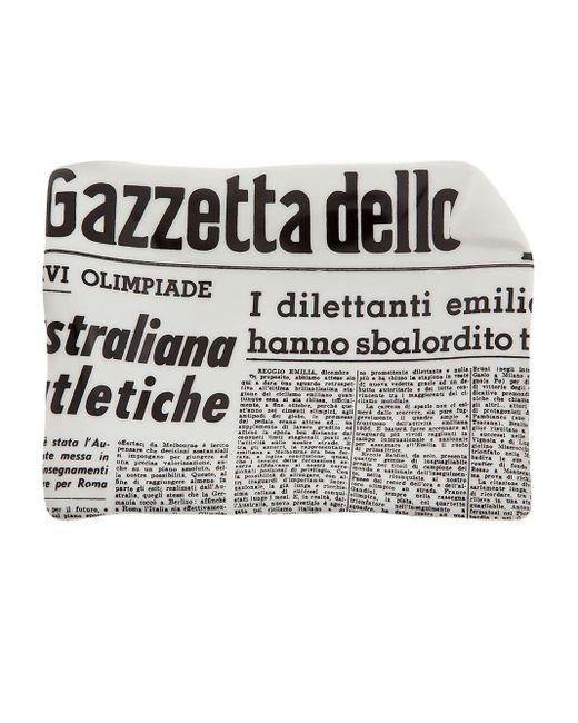 Fornasetti La Gazzetta Dello Sport アッシュトレイ Metallic