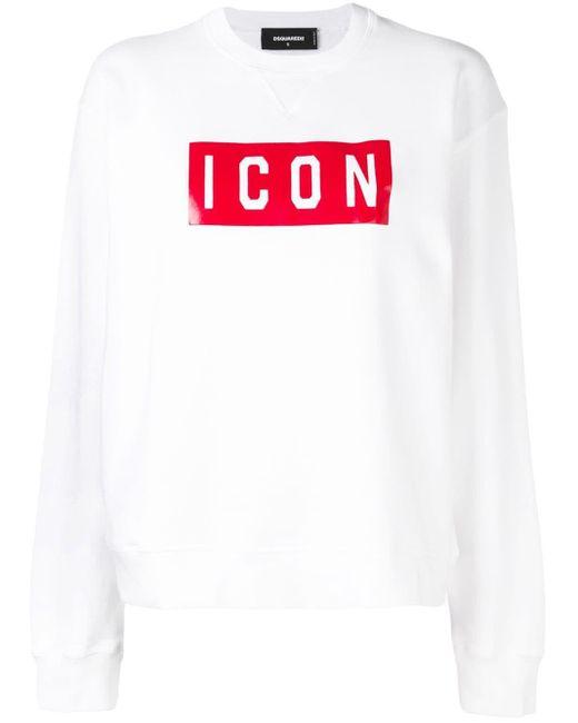DSquared² Icon セーター White