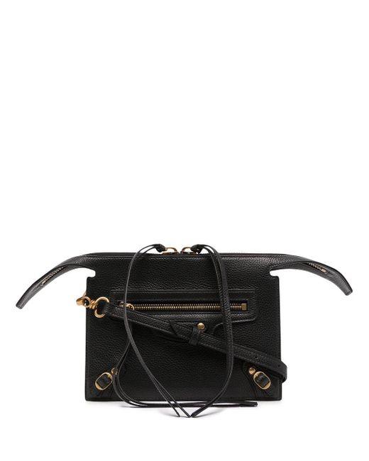 Balenciaga Black Neo Classic Clutch Bag