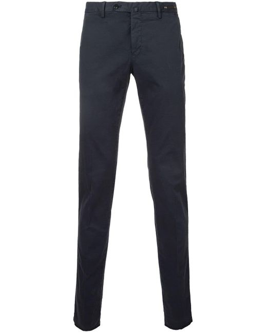 PT01 Klassische Hose in Blue für Herren