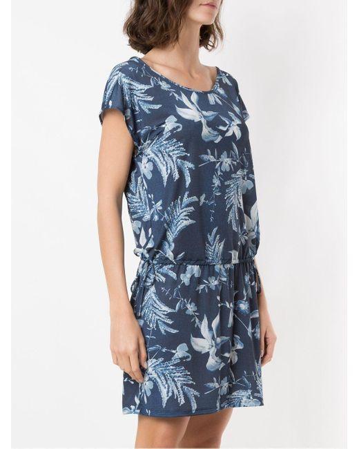 Lygia & Nanny Shiva ショートドレス Blue