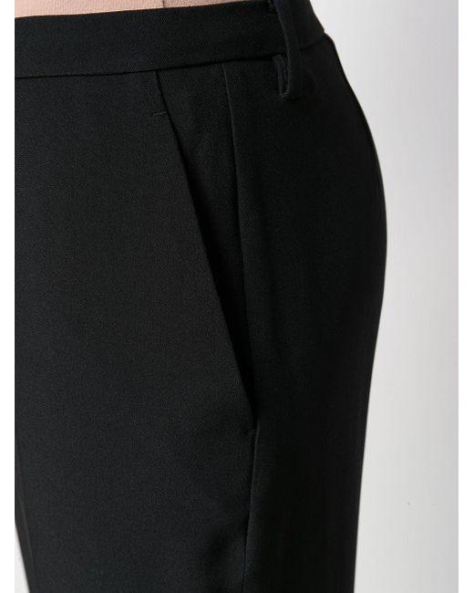 Pantaloni sartoriali di N°21 in Black