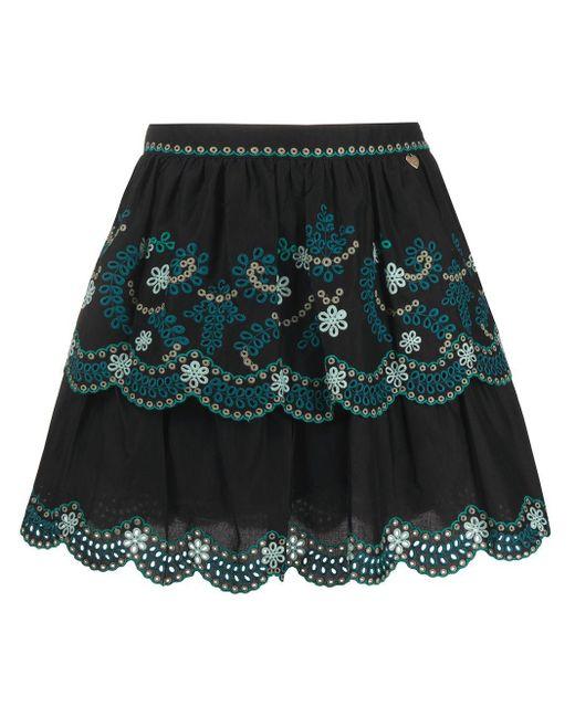 Twin Set フローラル スカート Multicolor