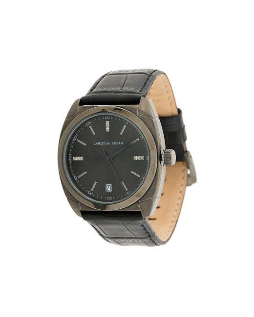 メンズ Christian Koban Dom アナログ腕時計 Multicolor