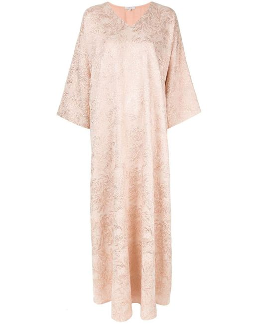 LAYEUR イブニングドレス Pink