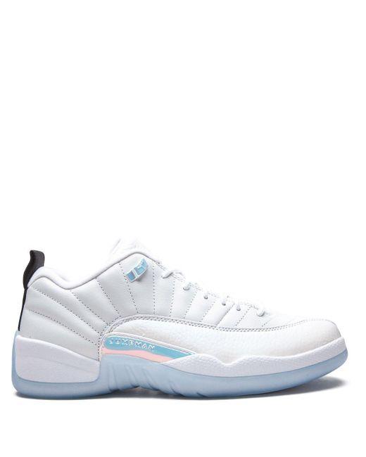 Nike White Air 12 Low Sneakers for men