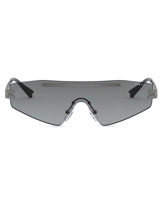 Vogue Eyewear Multicolor X Millie Bobby Brown Visor Sunglasses