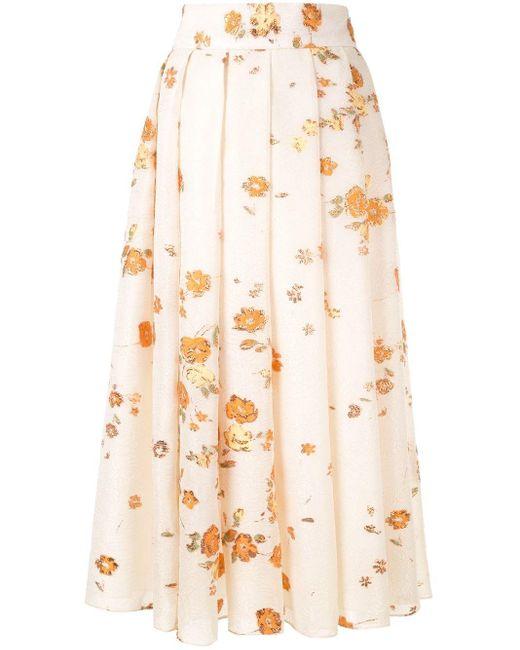 Bambah フィルクーペ スカート Multicolor