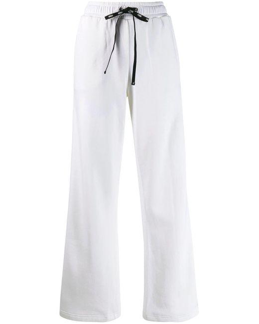 Fendi ロゴ ジョガーパンツ White