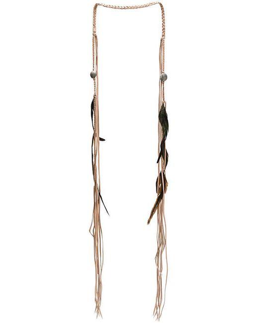 Caravana - Metallic Kosom Necklace - Lyst