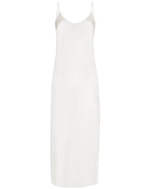 La Perla スリップドレス White