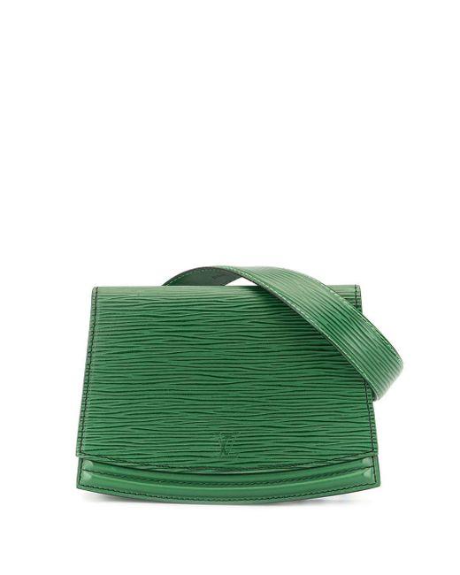Louis Vuitton プレオウンド Tilsitt ベルトバッグ Green