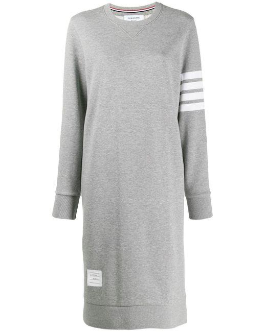 Thom Browne 4bar ドレス Gray