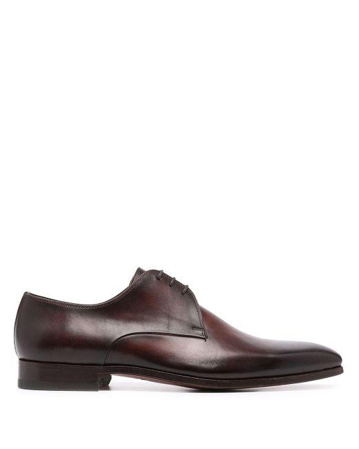 メンズ Magnanni Shoes Conac オックスフォードシューズ Brown