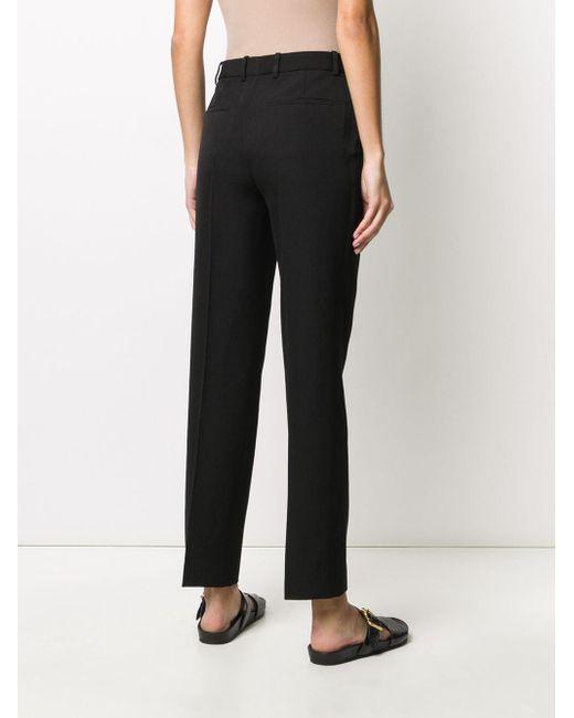 Givenchy テーラード スリムパンツ Black