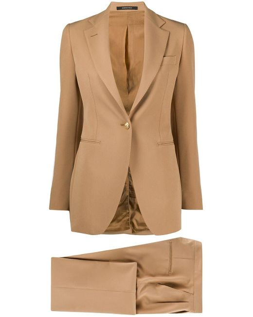 Tagliatore Natural Tailored Two-piece Suit