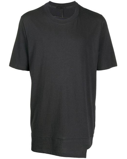 メンズ The Viridi-anne ポプリン Tシャツ Gray