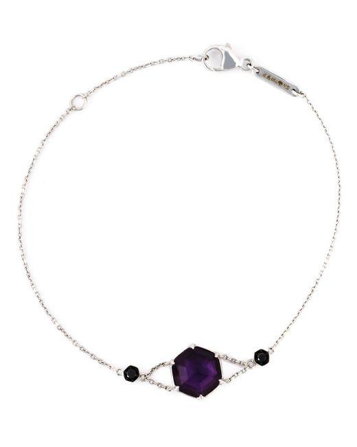 Stephen Webster Metallic Purple Quartz Bracelet