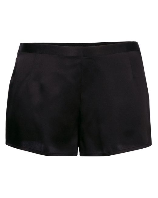 La Perla シルク ボクサーパンツ Black