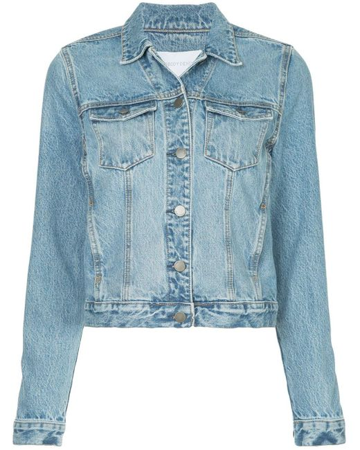 Nobody Denim Original Jacket Unique デニムジャケット Blue