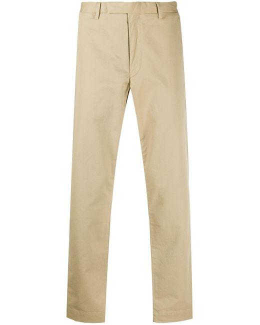 メンズ Polo Ralph Lauren ストレート チノパンツ Natural