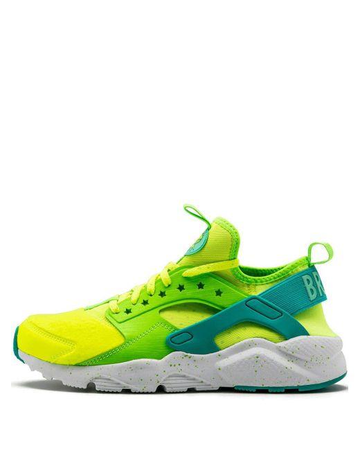Nike Air Huarache Run Ultra スニーカー Green